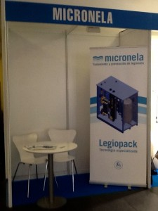 Stand Micronela